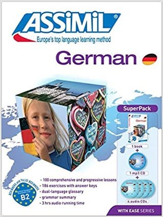ASSIMIL German Language Superpack Course