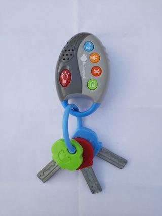 mando llaves choche infantil imaginarium