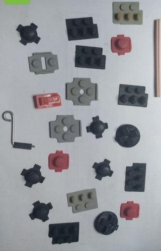 Game Watch Nintendo Botones, botoneras, joystick.