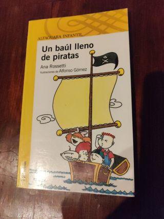 UN BAÚL LLENO DE PIRATAS Ana Rossetti
