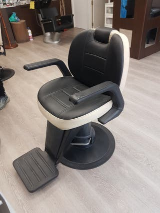 sillones de peluqueria barberia seminuevos