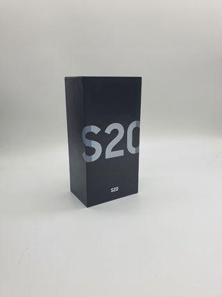 SAMSUNG S20 128GB PRECINTADO BLANCO