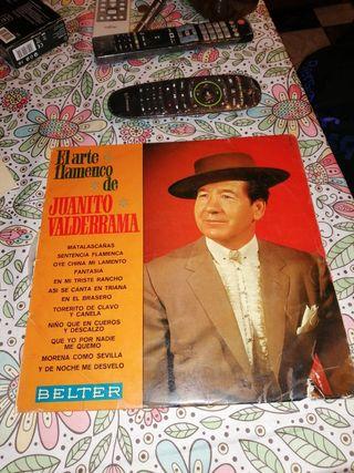Juanito Valderrama.El arte flamenco