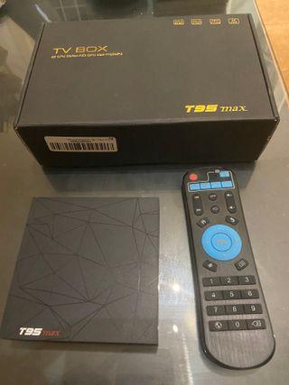 TV Box T95 Max