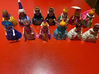Playmobil Princesas Damas pomposas