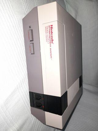 Nintendo Nes Original de 1987 Española