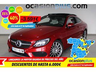 Mercedes-Benz Clase C C Coupe 300 180 kW (245 CV)