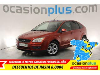 Ford Focus 1.6 Trend 74kW (100CV)