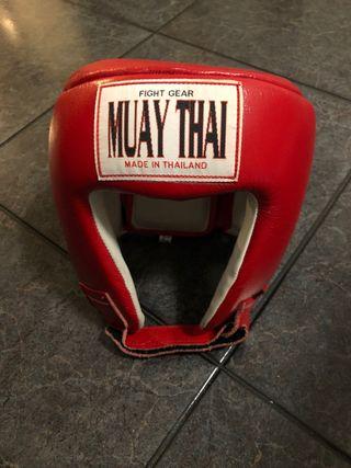 Casco Muay Thai