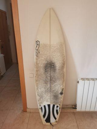Tabla de surf Nexo 345 Fish 6.1