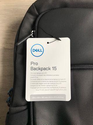 Mochila laptop Dell