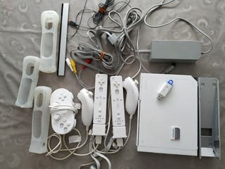 Mega pack de Wii