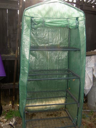 4 Tier garden green house