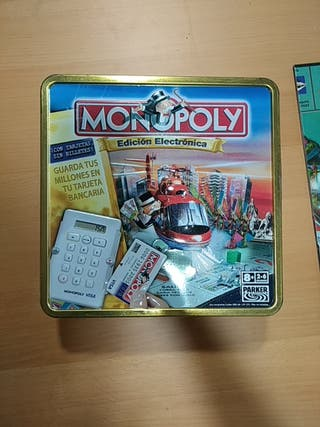 Monopoly Edición Electrónica