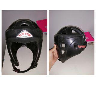 Protección para la cabeza. Casco