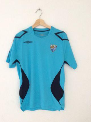 Camiseta fútbol entrenamiento Malaga CF