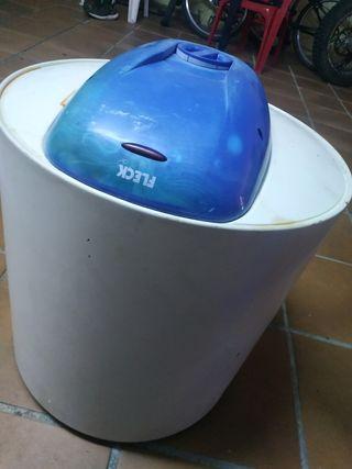 termo eléctrico agua caliente calentador