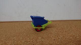 playmobil carro servicio limpieza