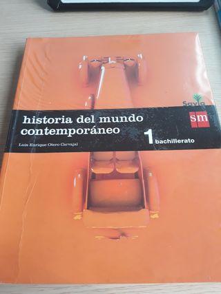 Libro de Historia - 1°Bachillerato