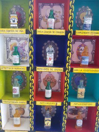 Barmacia Obra de arte mexicano