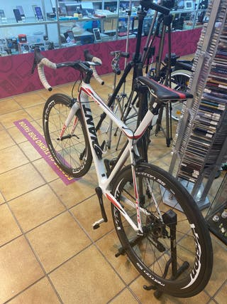 Bicicleta GIANT TCR TALLA L RUEDA 27.5