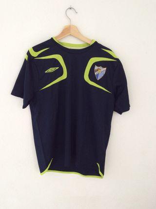 Camiseta futbol de entrenamiento Malaga CF