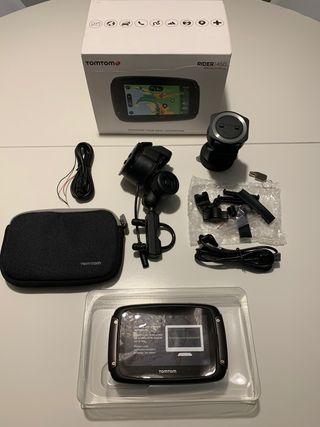 GPS coche-moto Tomtom 450 Rider Premium pack