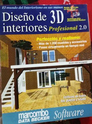 DISEÑO DE INTERIORES 3D Profesional