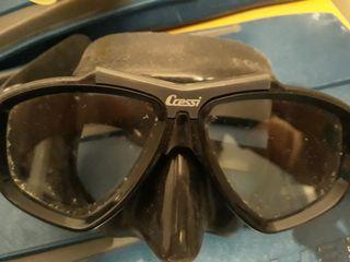 kit snorkel (Gafas,aletas y Tubo)