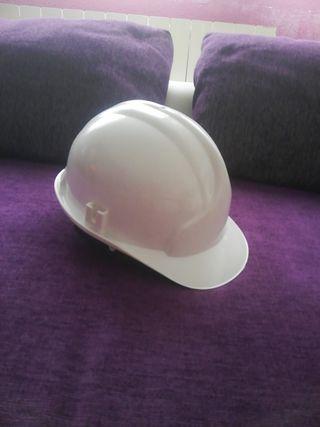 Casco construcción homologado ajustable