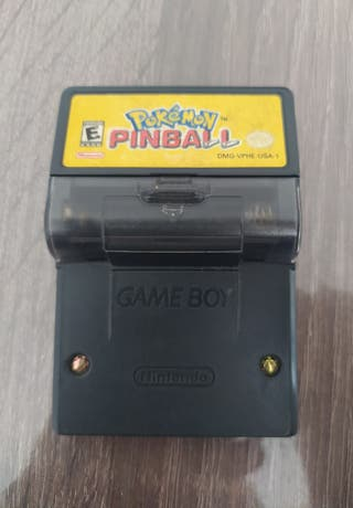 GAMEBOY POKÉMON PINBALL