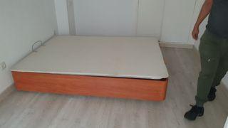 canape abatible 135x180cm