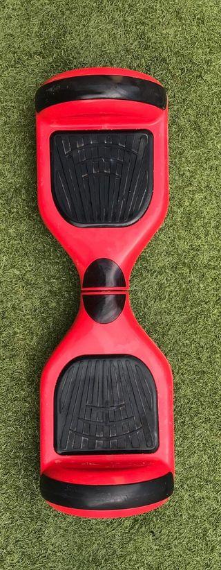 Patinete Hoverboard eléctrico con silla
