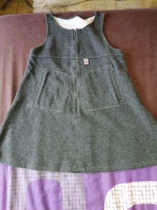Vestido niña Terre de Marins talla 4-5-6