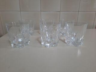 Juego de 6 vasos