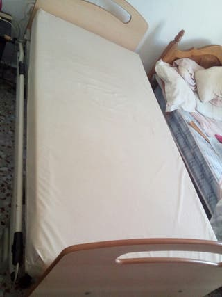 cama electrica con mando