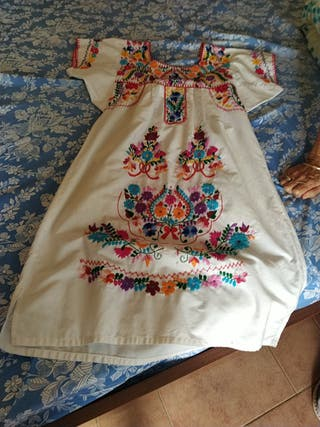 vestido antuiguo