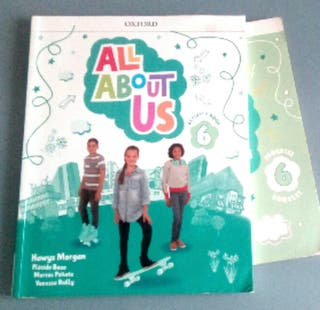All about us. Activity book 6.