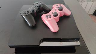 PlayStation 3 + 37 juegos