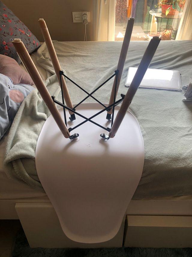 Silla escritorio tocador comedor