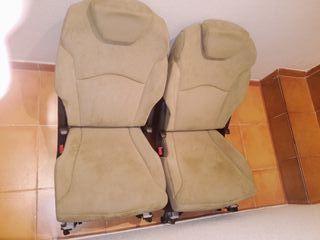 2 asientos tercera fila Lancia Phedra y bandeja