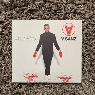 Alejandro Sanz-#ElDISCO (CD)