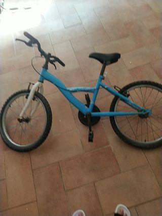 bici nueva