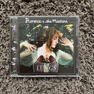Florence + the Machine-Lungs (CD)