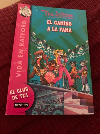 Libro de lectura Tea Stilton