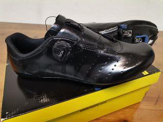 zapatillas de ciclismo Mavic.