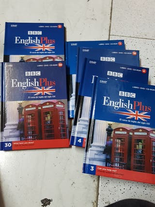English Plus BBC (30 libros)