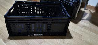caja de almacenaje desmontable