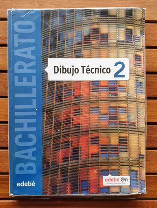 Libro DIBUJO TÉCNICO Edebé 2º BACHILLERATO