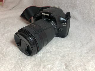 Camera Canon 1100d+